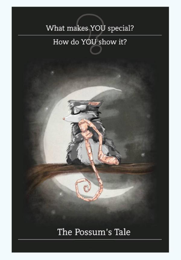 The Possum's Tale Book